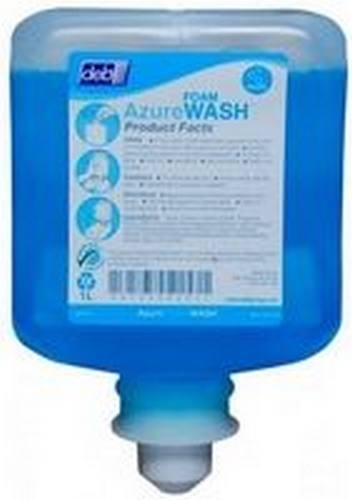 AZURE FOAM WASH 1LT (DEB)